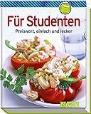 Für Studenten (Minikochbuch): Preiswert, einfach und lecker (Minikochbuch Relaunch)|Minikochbuch Relaunch