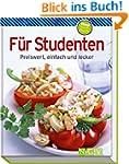Für Studenten (Minikochbuch): Preiswe...