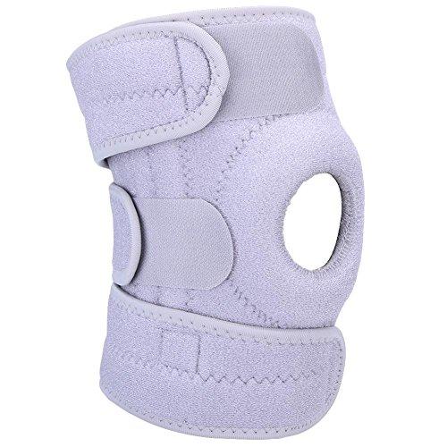 Preisvergleich Produktbild Trendyest Klettern Sport Bein Kniebandage Wrap Displayschutzfolie Knie Pads,  Grau