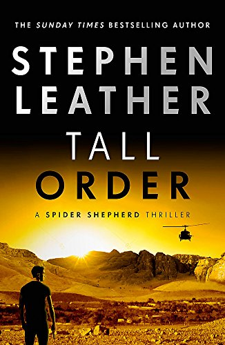 Shepherd 15: The 15th Spider Shepherd Thriller