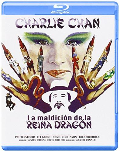 Charlie Chan: La Maldición De La Reina Dragón [Blu-ray]