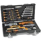 Beta Set 2041UC- Valise 33x outils professionnels - Clés, tournevis, etc.