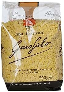 Garofalo - Semi di Melone n 20, Pasta di Semola di Grano Duro - 500 g