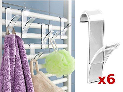 wenko-gancio-rotondo-per-termosifone-radiatore-ganci-portasciugamani-asciugamano-ganci-6-pz