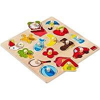 Goula Puzzles infantiles de madera - Peluches y Puzzles precios baratos