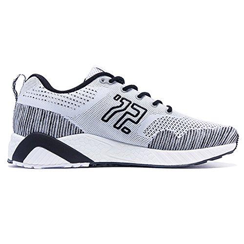 De noir Athlétisme Pied ONEMIX Course Masculin Blanc Femme à Unisexe Course Chaussures Pour De Chaussures dtd6xwq4