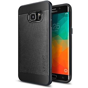 Spigen Neo Hybrid Coque de protection à double couche pour Samsung Galaxy S6 Edge Plus Ardoise