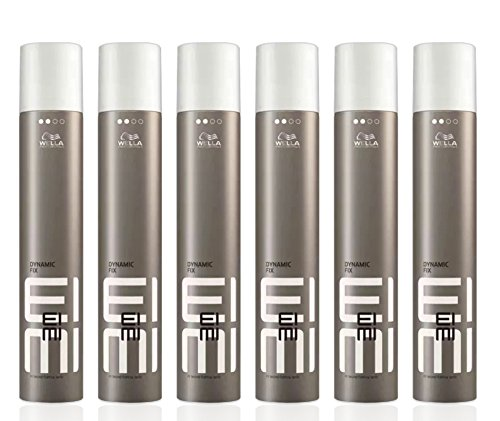 SONDERANGEBOT Wella EIMI Dynamic Fix 45 Sec. Haarspray 6 x 500 ml Styling Hairspray