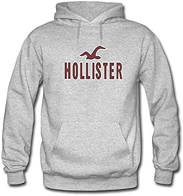 Hollister Hoodies - Sudadera con capucha - para niño 5 colores