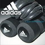 adidas Speed Rope schwarz 280 300 320 cm PROFI STAHL-Springseil