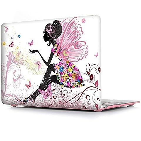 StarStruck MacBook Air 11 zoll Hülle Schutzhülle Case Cover A1370 / A1465 (Schmetterling)