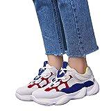 Tatis Shoes Paar Schuhe Volltonfarbe Mesh Laufschuhe Bequeme Atmungsaktive Sportschuhe Unisex Frauen Männer Casual Turnschuhe Sport Lauf Atmungs Straps Mesh Schuhe Lässige Mode
