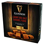 Guinness Luxury Sea Salt Caramel Fudge-Box, 170 g