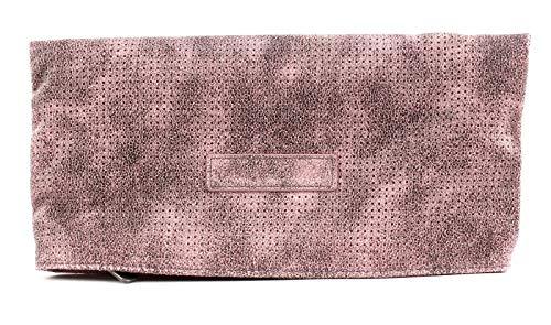 Fritzi aus Preussen Damen Ronja Clas Clutch, Pink (Rose), 3x15x29 cm -