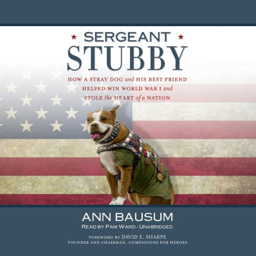 Sergeant Stubby  Audiolibri
