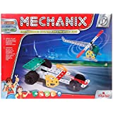 Mechanix Metal - 0 | 7+ Year Old Children | Construction Toy | Education And Learning Game