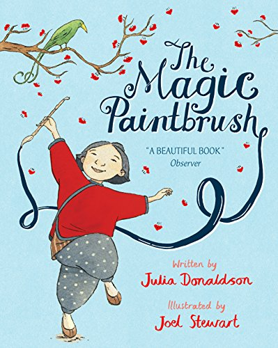 The Magic Paintbrush par Julia Donaldson