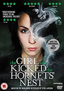 The Girl Who Kicked the Hornets' Nest [DVD] [2010]