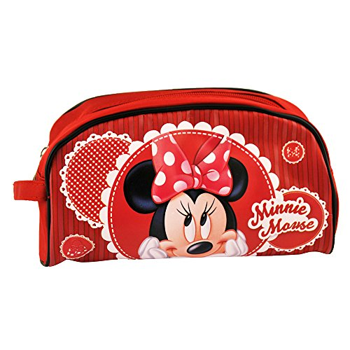2eb8aef23c8ca Disney Mickey et Minnie Mouse Trousse de toilette Ensemble cadeau