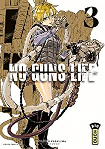 No Guns Life Edition simple Tome 3