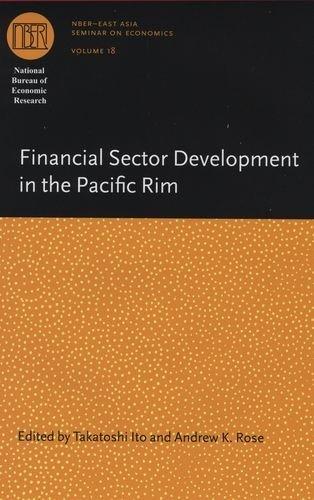 Financial Sector Development in the Pacific Rim (National Bureau of Economic Research East Asia Seminar on Economics Book 18) (English Edition) PDF Books