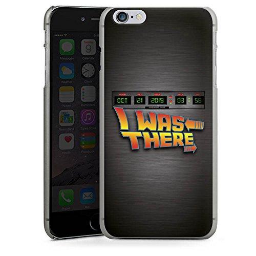 Apple iPhone X Silikon Hülle Case Schutzhülle Zukunft Future Marty Hard Case anthrazit-klar