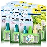 Febreze 3Volution Duftstecker Nachfüllflakon Frühlingserwachen 20ml (6er Pack)