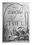 Spiffing Prints William Blake - The Book of Thel Cover - Large - Semi Gloss - Unframed