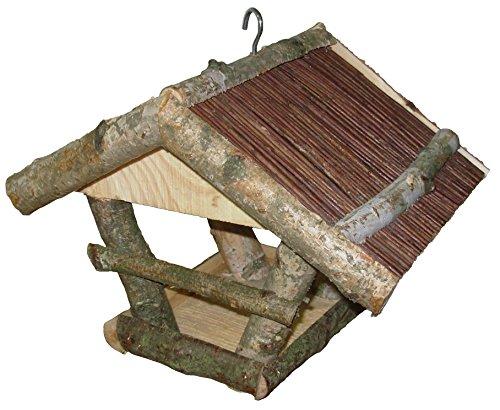 CORVUS Vogelhaus zum Hängen Vogelfutterhaus