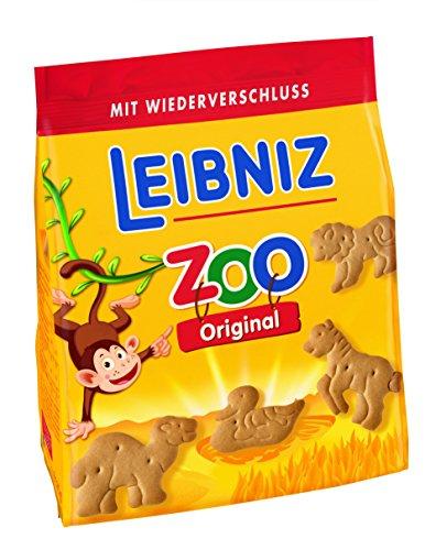 Leibniz Kekse Zoo, 125g