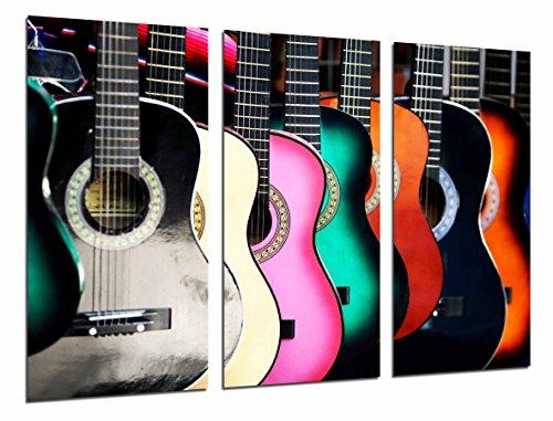 Imagen de cuadro moderno fotografico  españolas de colores, flamenco, 97 x 62 cm, ref. 26744