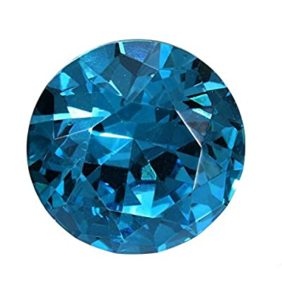 Revesun 2PCS Lake Blue Diamond Shape Crystal Glass Cupboard Wardrobe Knob Door Cabinet Drawer Pull Handle 25mm