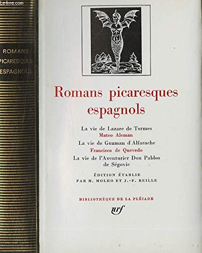 Romans Picaresques Espagnols [Pdf/ePub] eBook