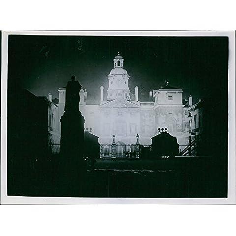 Vintage Foto Di Fari a Horse Guards Parade. - Faro Storico Collezione