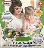 von der MMSB GmbH Little tikes Kleine Schildkröte Sandkiste mit magischem Sand / Magic Sand