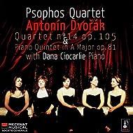Antonín Dvorák: String Quartet No. 14 & Piano Quintet No. 2