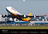 Leidenschaft Flugzeuge (Wandkalender 2019 DIN A3 quer): Atemberaubende Aufnahmen aus der Welt des Fliegens - (Monatskalender, 14 Seiten ) (CALVENDO Mobilitaet) - Tom Estorf