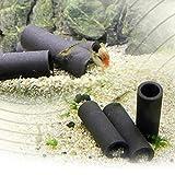 Décoration d'aquarium ECMQS - Grotte de reproduction et d'abri des crevettes et poissons (1/2/5 pièces)