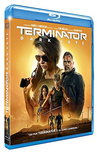 TERMINATOR : DARK FATE [Blu-ray]