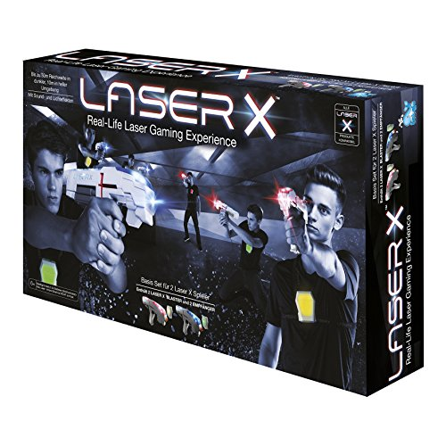 Beluga Spielwaren 79001 - Laser X Double