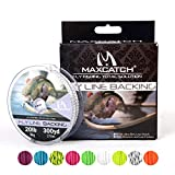 Best Braided Lines - Maxcatch Fly Line Backing for Fly Fishing Braided Review