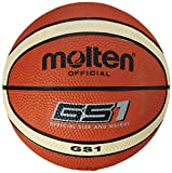 Molten BGS-OI Mark 2Basketball, Hellbraun, Größe 1