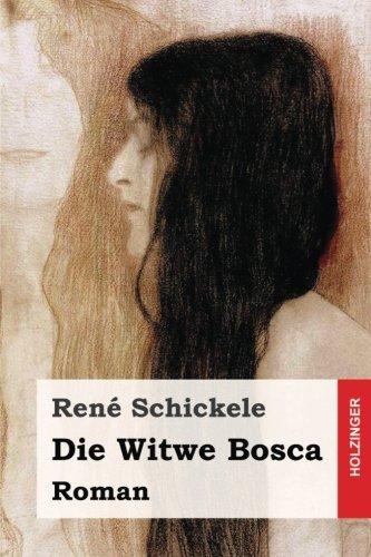 Die Witwe Bosca: Roman
