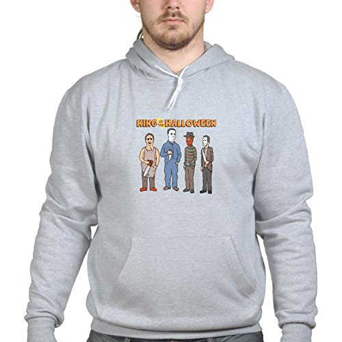 King Of the Halloween hill Freddie Jason Kapuzenpullover