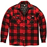 Dickies Shirt Portland Hemd Red-M