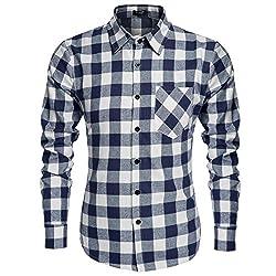 Coofandy Camisa Hombre...