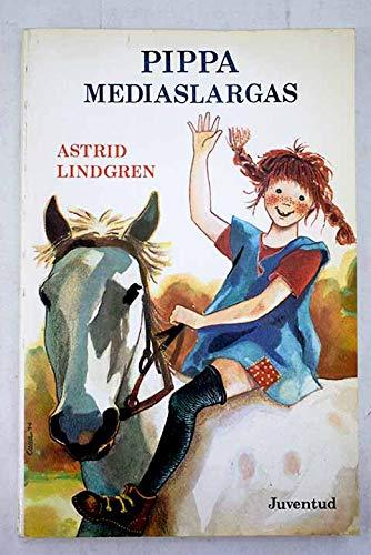 Pippa Mediaslargas/Pippi Longstocking