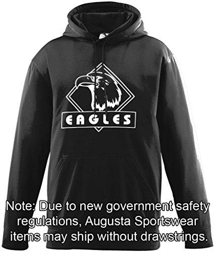 Augusta Sportswear XXXL Schwarz - Augusta Sportswear Kordelzug