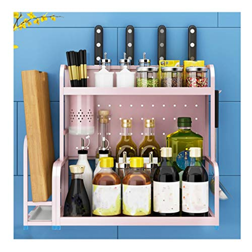 Regale Rack Edelstahl Garage Storage Units Office Organizer Geschirrtrocknung Kitchenwarer Drainers Cabinet Metal Bedroom (Size : 40 * 41 * 22cm) - Regal Storage Unit