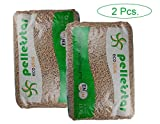 30 kg Pellets Sackware Holzpellets Heizpellets DIN Plus A1 EN Plus